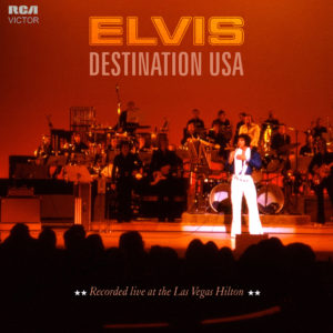 Elvis, Destination USA